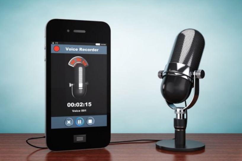 voice recorder tanpa install aplikasi